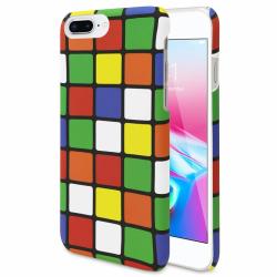Coque arrière - CUBIX - iphone 6 + - 6s + - 7 + - 8 +