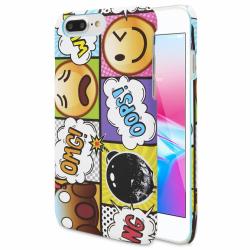 Coque arrière - EMOPOP - iphone 6 + - 6s + - 7 + - 8 +