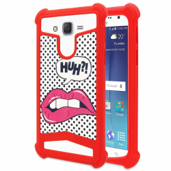 Bumper protection arrière - I AM HUH - Universal 5.5 ""
