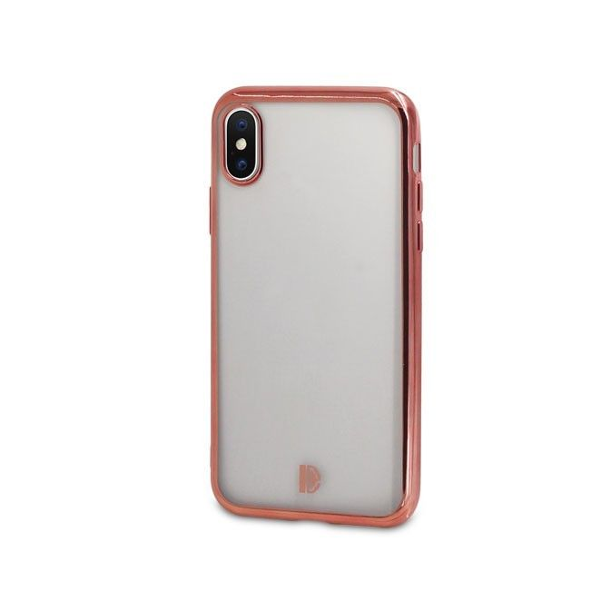 iphone x coque antichoc metal