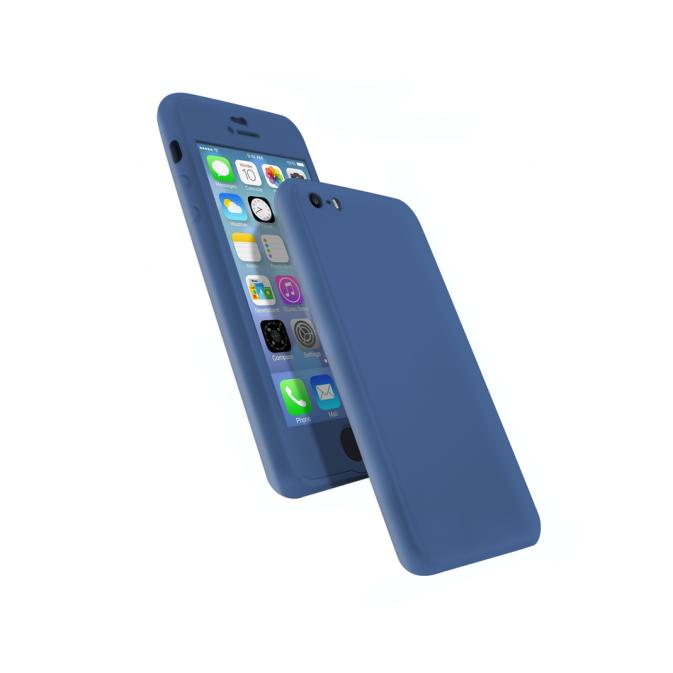 coque pour iphone 6 bleu