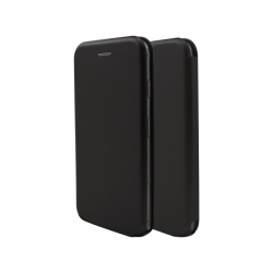 Folio Elégance Wallet case pour iPhone 5/5s/SE Noir
