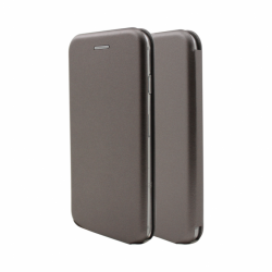 Folio Elégance Wallet case pour iPhone 5/5s/SE Argent