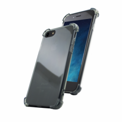 Cover Skin Grip Shockproof iPhone 7/8 Noir