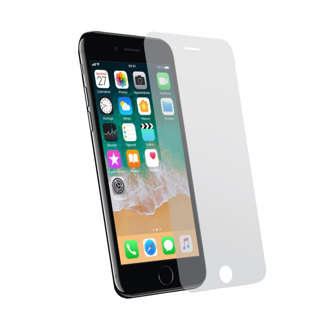 protection d 39 cran iphone 6 6s en verre tremp antichoc