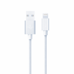 Câble Nylon Colors pour iPhone 5/6/7/X - série Elégance
