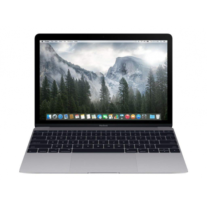 "MacBook 12"" - 8GB-512SSD-1.2GHz-Gris Sidéral"