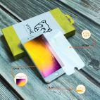 Vitherum Gold 2 verres trempés 2.5D de qualité supérieure iPhone 8/7/6 / 6S
