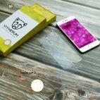 Vitherum Gold 2 verres trempés 2.5D de qualité supérieure iPhone 6 + / 6S +