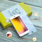 Vitherum Gold 2 verres trempés 2.5D de qualité supérieure iPhone 5 / 5s / 5SE