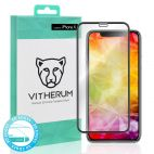 Vitherum Turquoise Verre trempé incurvé 3D de qualité supérieure iPhone X / XS