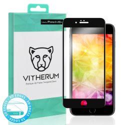 Vitherum Turquoise Verre trempé incurvé 3D de qualité supérieure iPhone 6 + / 6S +