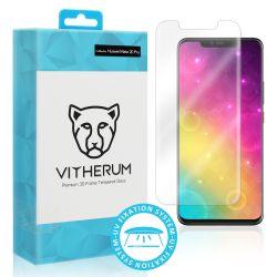 Vitherum Aqua Verre trempé incurvé 3D de qualité supérieure (fixation UV) Huawei Mate 20 Pro