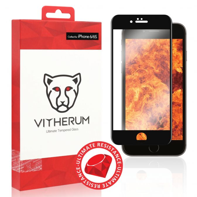 Vitherum Ruby Verre trempé Ultimate Resistance iPhone 6 / 6S