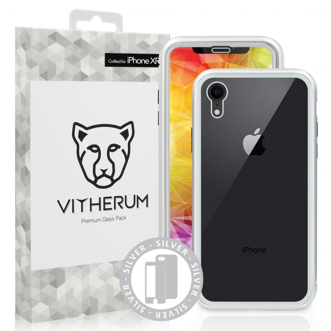 verre trempe et coque iphone xr