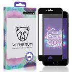 Vitherum Opal Verre trempé VideoGame 3D incurvé de qualité supérieure iPhone 6 + / 6S +