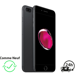 iPhone 7 Plus 32 Go Noir Mat