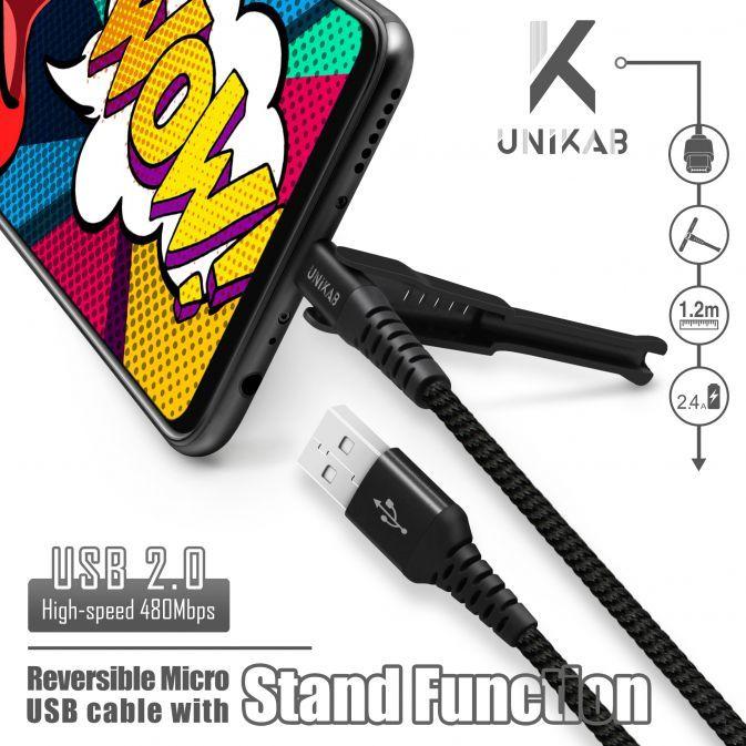 Cinekab Micro-USB Noir