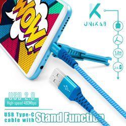 Cinekab Type-C Bleu