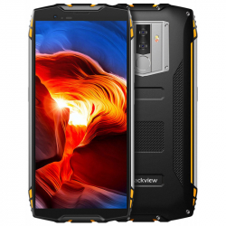 Blackview BV6800 PRO - Double Sim - 64 Go, 4Go RAM - Jaune