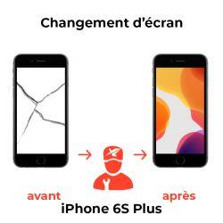 Changement d'écran iPhone 6s PLUS