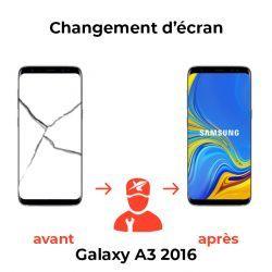 Changement d'écran Galaxy S4