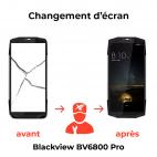 Remplacement écran Blackview BV6800 pro