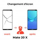 Réparation écran Huawei Mate 20 X