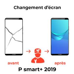Réparation écran Huawei P smart+ 2019