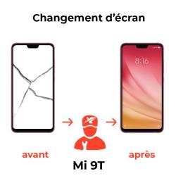 Réparation écran Xiaomi Mi 9T