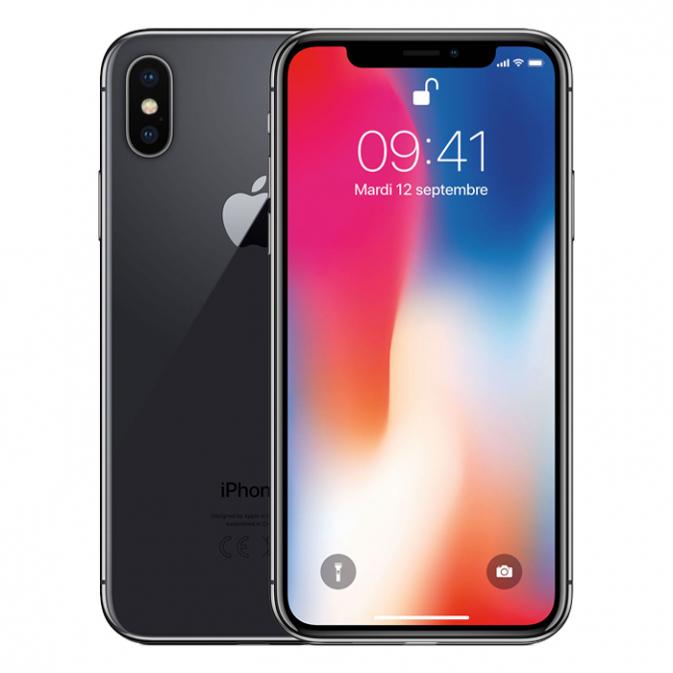 iPhone X reconditionné