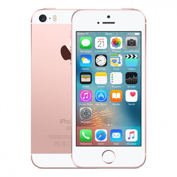 iphone se reconditionné