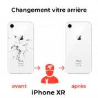 Remplacement Vitre Arrière iPhone XR