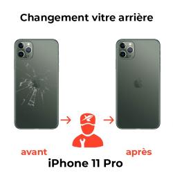 ecran arriere iphone 11 pro