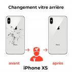 Remplacement Vitre Arrière iPhone XS