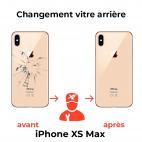 Remplacement Vitre Arrière iPhone XS Max