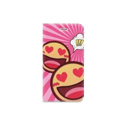 Coque iPhone X YKO - Etui de protection porte-cartes