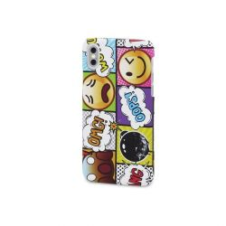 Coque arrière iPhone X YKO – ultra mince, légère & discrète – protection smartphone anti-choc