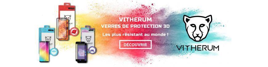Protection d'écran iPhone - Vitherum
