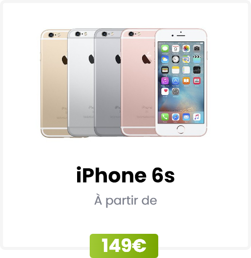 Acheter iPhone 7 reconditionne
