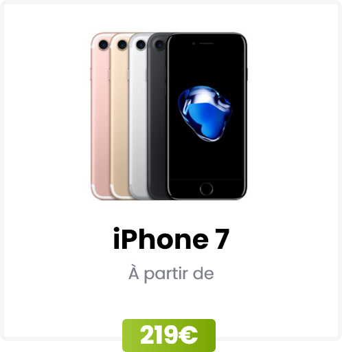 Acheter iPhone 8 reconditionne