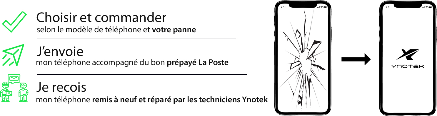 Reparation telephone iphone pas cher
