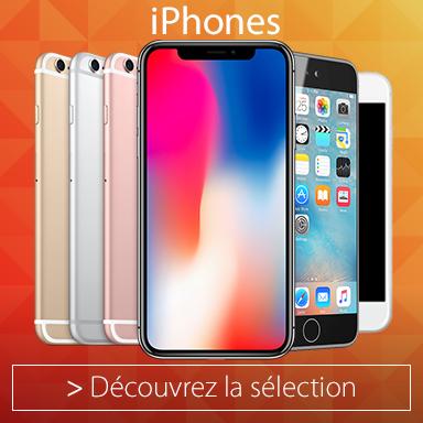 iPhone reconditionné ynotek