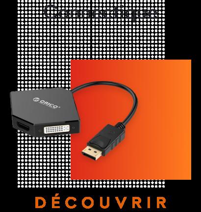 connectique cable management