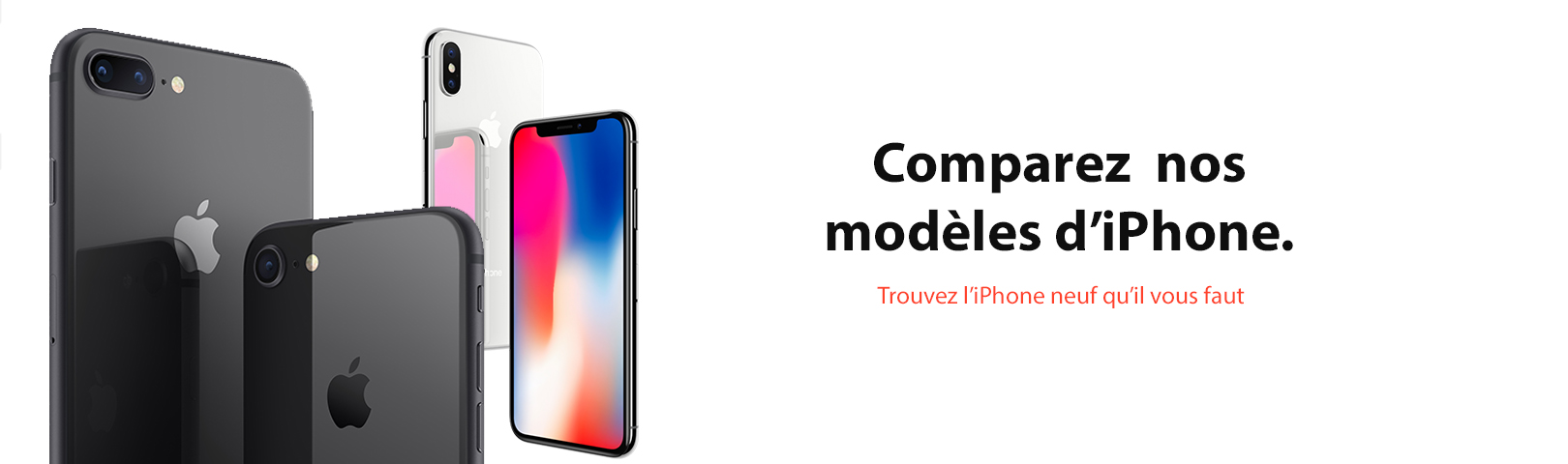 smartphone iphone neuf 6 7 8 9 X S R apple 64 128 ynotek france
