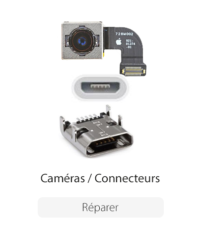 reparation camera iphone