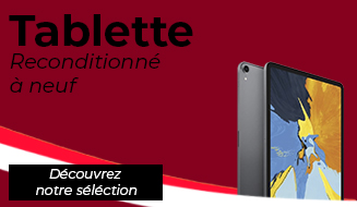 tablette reconditionné