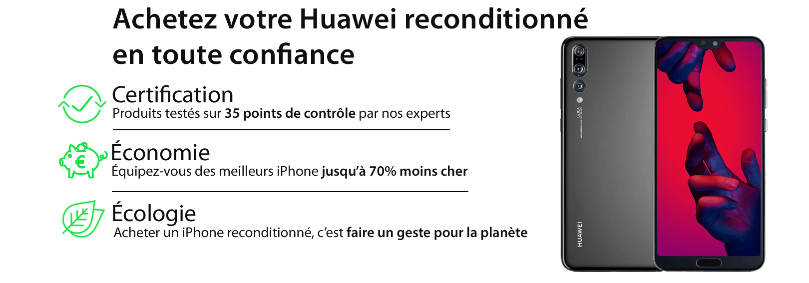 Huawei reconditionné