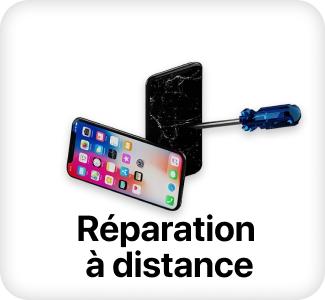 Réparation à distance